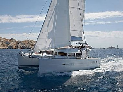 Lagoon 400 S2 (CBM Realtime) - Split - Charter ships Croatia