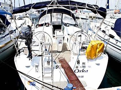 Sun Odyssey 43  (CBM Realtime) - Биоград - Чартер ХорватияХорватия