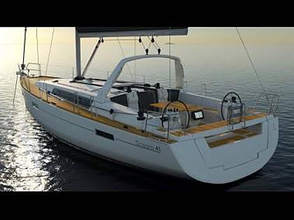 Oceanis 41 (CBM Realtime) - Dubrovnik - Charter embarcation Croatie