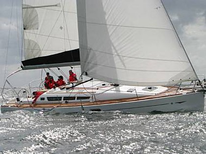 Sun Odyssey 42 i (CBM Realtime) - Sukosan - Charter boten Kroatië