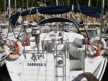 Sun Odyssey 43DS (CBM Realtime) - Vodice - Charter ships Croatia