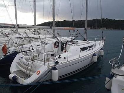 Sun Odyssey 36i (CBM Realtime) - Mali Losinj - Charter Boote Kroatien