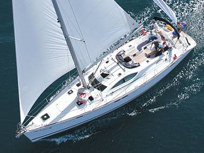Sun Odyssey 54DS (CBM Realtime) - Пула - Чартер ХорватияХорватия