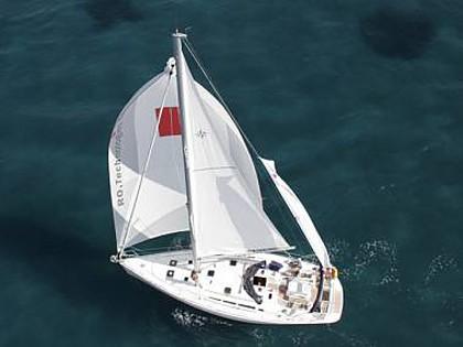 Sun Odyssey 35 (CBM Realtime) - Pula - Charter ships Croatia