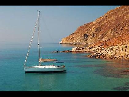 Cyclades 43.4 (CBM Realtime) - Rogac - Charter ships Croatia