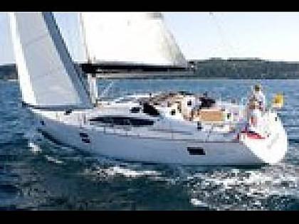 Elan 444 Impression (CBM Realtime) - Sibenik - Charter embarcation Croatie