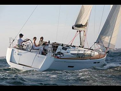 Sun Odyssey 409 (CBM Realtime) - Sibenik - Charter ships Croatia