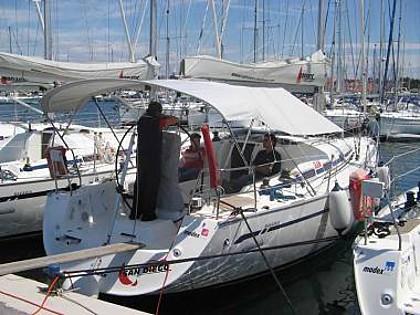 Bavaria 42 Match (CBM Realtime) - Biograd - Charter ships Croatia