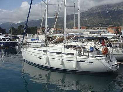 Bavaria 37 Cruiser (CBM Realtime) - Kastel Gomilica - Czarter statki Chorwacja