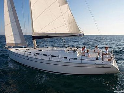 Cyclades 50.5 (CBM Realtime) - Betina - Charter boten Kroatië