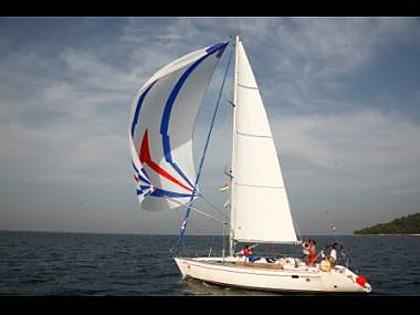 Elan 431 (CBM Realtime) - Kastel Gomilica - Charter embarcation Croatie