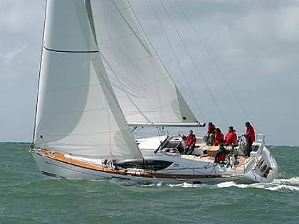Sun Odyssey 45 (CBM Realtime) - Kastel Gomilica - Charter Boote Kroatien