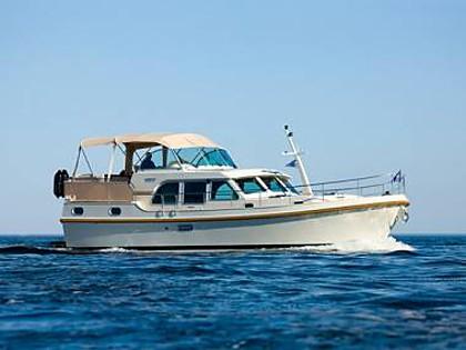 Linssen Grand Sturdy 40.9 AC (CBM Realtime) - Trogir - Charter plavidlá Chorvátsko