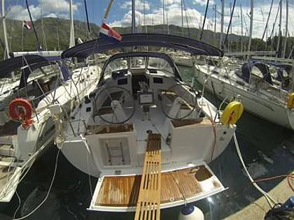 Hanse 415 (CBM Realtime) - Pula - Charter plovila Hrvatska