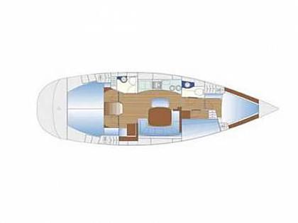 Bavaria 44 (CBM Realtime) - Zadar - Charter boten Kroatië