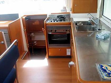 Lagoon 440 (CBM Realtime) - Zadar - Charter Boote Kroatien