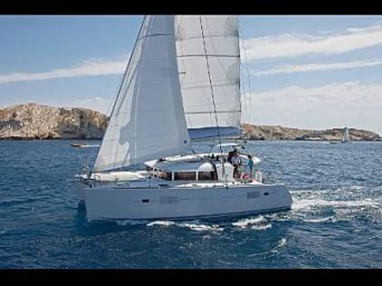 Lagoon 400 (CBM Realtime) - Split - Charter ships Croatia