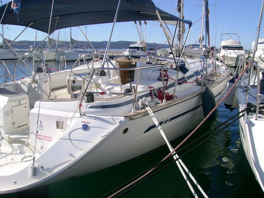 Bavaria 44 (CBM Realtime) - Trogir - Charter Boote Kroatien