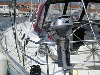Gib Sea 51 (code:NAU 18) - Trogir - Charter hajókHorvátország