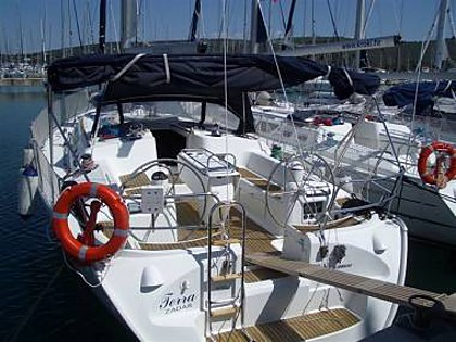 Sun Odyssey 43  (CBM Realtime) - Sukosan - Charter embarcation Croatie