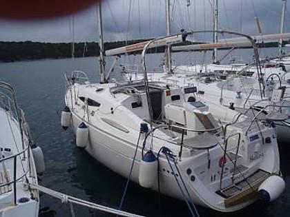 Elan 344 Impression (CBM Realtime) - Mali Lošinj - Charter plavidlá Chorvátsko