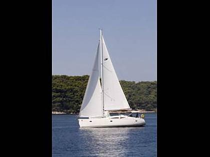 Elan 434 Impression (CBM Realtime) - Seget Donji - Charter Boote Kroatien