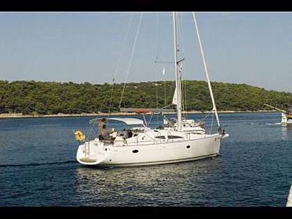Elan 384 Impression (CBM Realtime) - Seget Donji - Charter Boote Kroatien