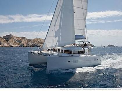 Lagoon 400 (CBM Realtime) - Rogac - Charter embarcation Croatie
