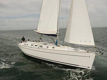 Cyclades 50.5 (CBM Realtime) - Rogac - Charter Boote Kroatien