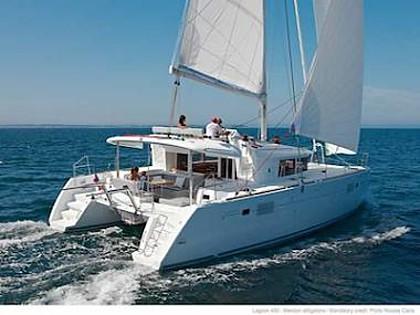 Lagoon 450 (CBM Realtime) - Rogač - Charter plavidlá Chorvátsko
