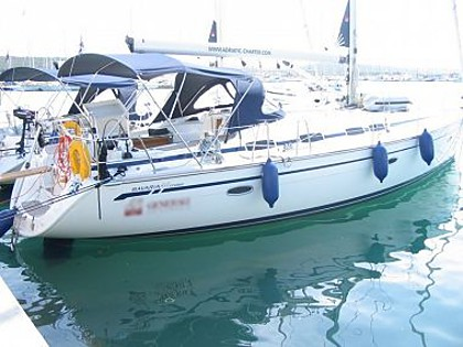 Bavaria 46 Cruiser (code:NAU 23) - Trogir - Charter boten Kroatië