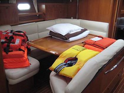 Sun Odyssey 52.2 Vintage (CBM Realtime) - Sibenik - Charter boten Kroatië