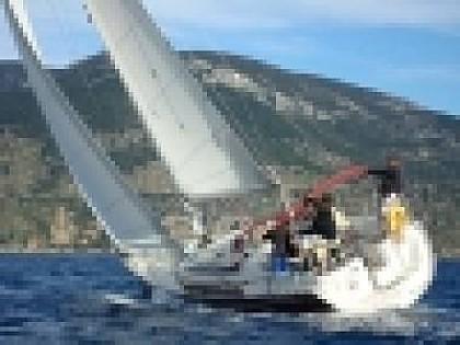 Delphia 37 (CBM Realtime) - Sibenik - Czarter statki Chorwacja