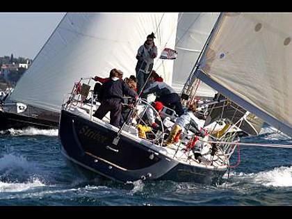 Grand Soleil 40 R (CBM Realtime) - Šibenik - Charter plovila Hrvaška