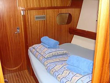 Gib Sea 51 (CBM Realtime) - Kastel Gomilica - Charter boten Kroatië