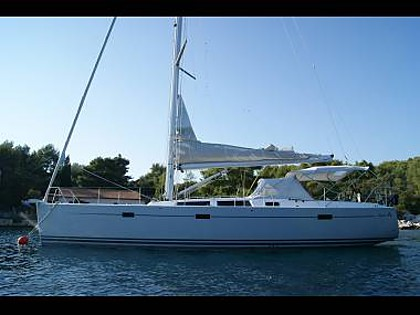 Hanse 470 (CBM Realtime) - Kastel Gomilica - Charter navi Croazia