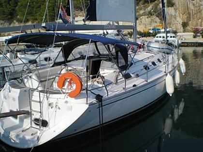 Gib Sea 43 (code:NAU 24) - Trogir - Charter boten Kroatië