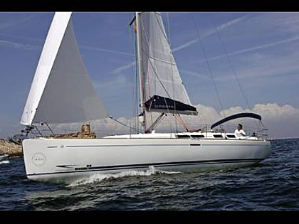 Dufour 455 (CBM Realtime) - Rogoznica - Charter Boote Kroatien