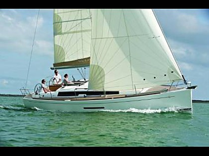 Dufour 380 (CBM Realtime) - Rogoznica - Charter Boote Kroatien