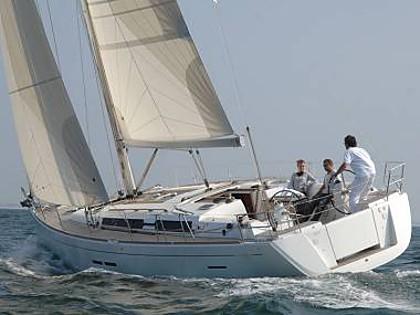 Dufour 445 GL (CBM Realtime) - Kastel Gomilica - Charter plovila Hrvaška