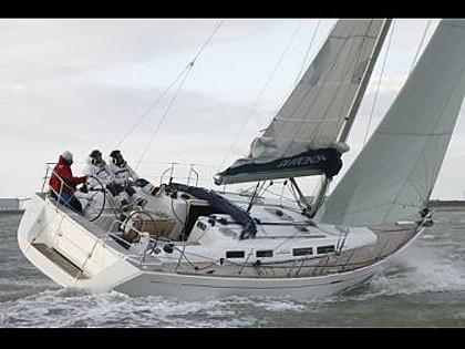 Dufour 425 (CBM Realtime) - Kastel Gomilica - Charter Boote Kroatien
