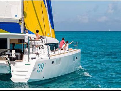 Lagoon 39 (CBM Realtime) - Betina - Charter embarcation Croatie