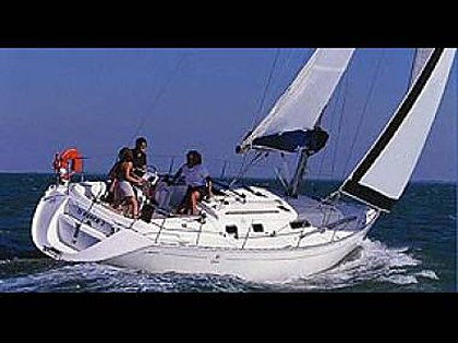Dufour 36 (CBM Realtime) - Trogir - Charter embarcation Croatie