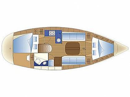 Bavaria 32 (CBM Realtime) - Jezera - Charter hajókHorvátország