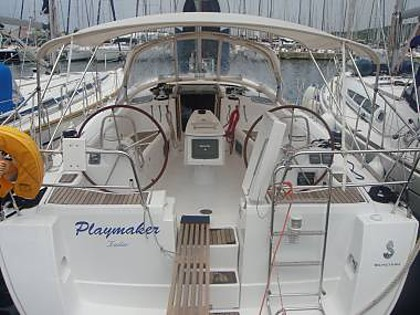 Oceanis 43 (CBM Realtime) - Sukošan - Charter plavidlá Chorvátsko