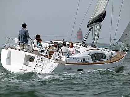 Oceanis 40 (CBM Realtime) - Sukosan - Charter ships Croatia