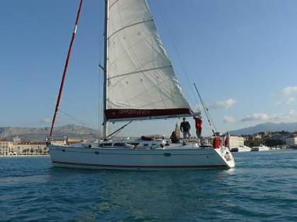 Sun Fast 43 (CBM Realtime) - Split - Charter embarcation Croatie