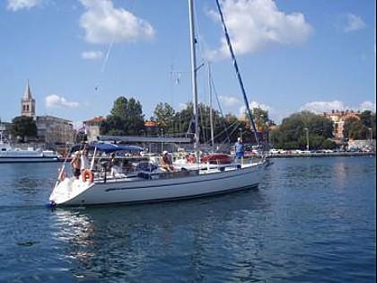 Bavaria 44 (CBM Realtime) - Zadar - Czarter statki Chorwacja