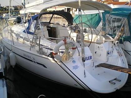 Bavaria 36 (code:NAU 28) - Trogir - Charter boten Kroatië