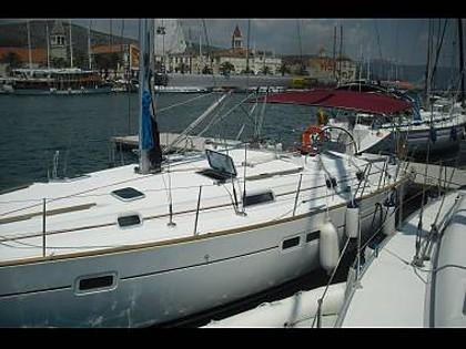 Oceanis 411 (CBM Realtime) - Trogir - Charter ships Croatia